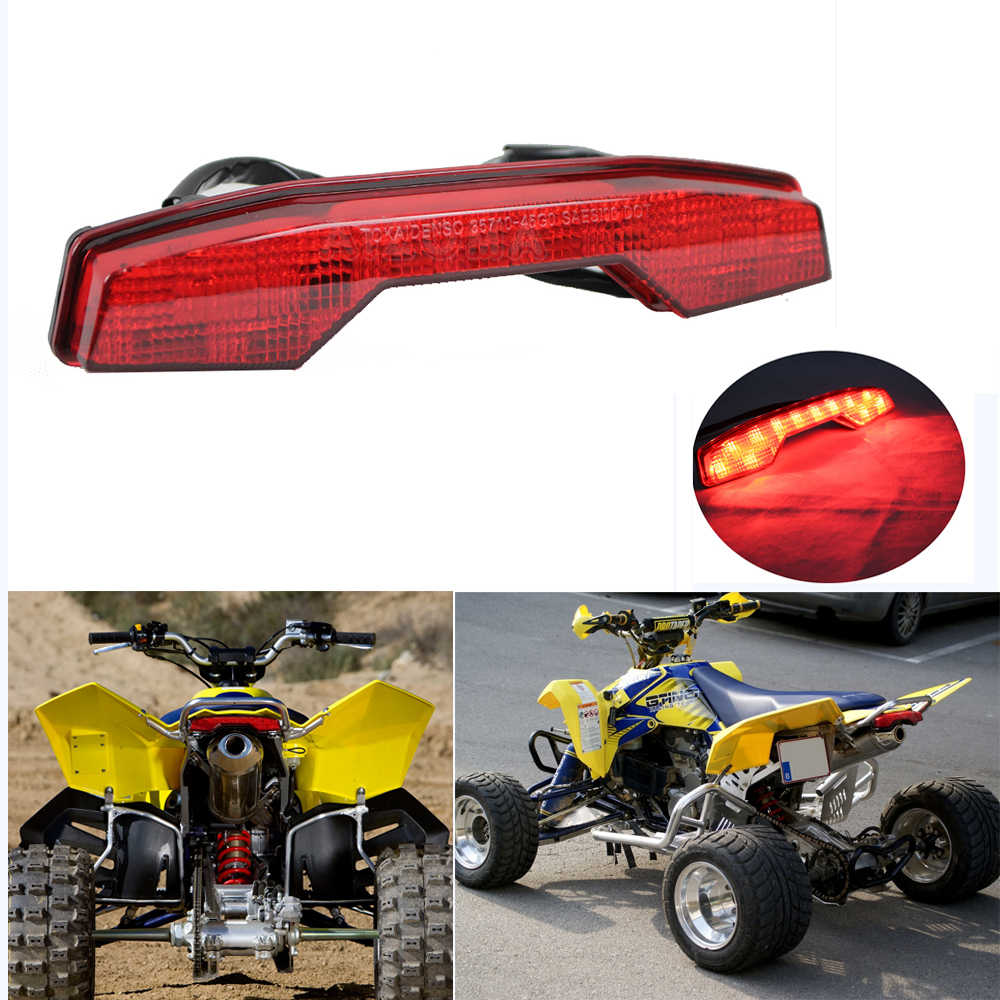 Detail Feedback Questions about Red LED Brake Taillight ATV