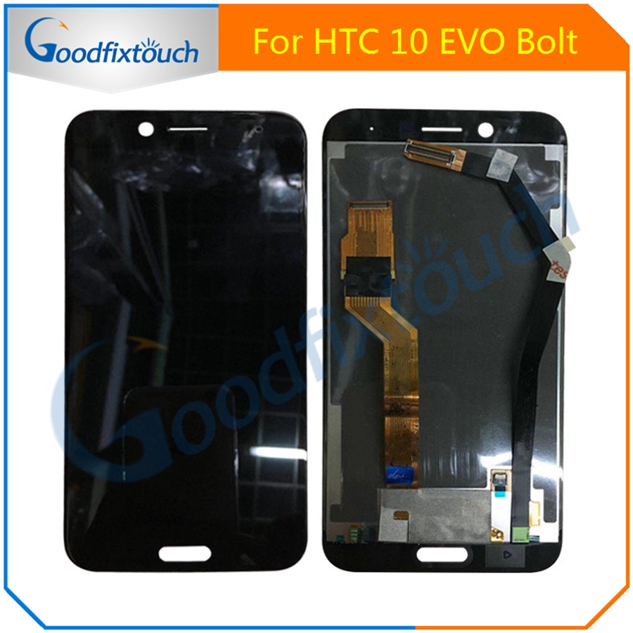 For <font><b>HTC</b></font> <font><b>10</b></font> <font><b>EVO</b></font> Bolt LCD Display+Touch <font><b>Screen</b></font> Digitizer Panel Assembly Replacement Parts image