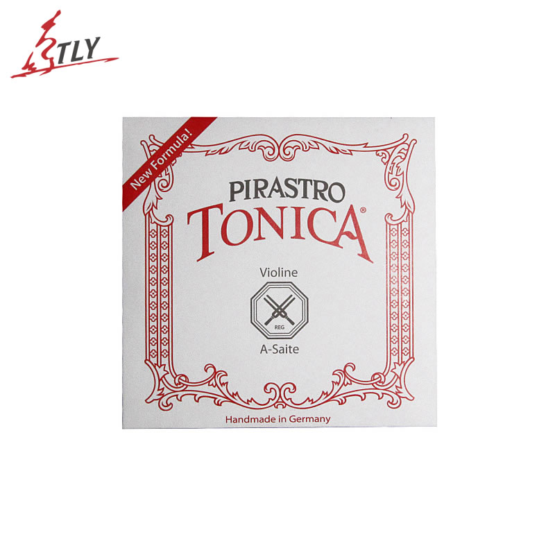 ФОТО Original PIRASTRO TONICA Violin String Nylon Strings E/A/D/G/ Full Set