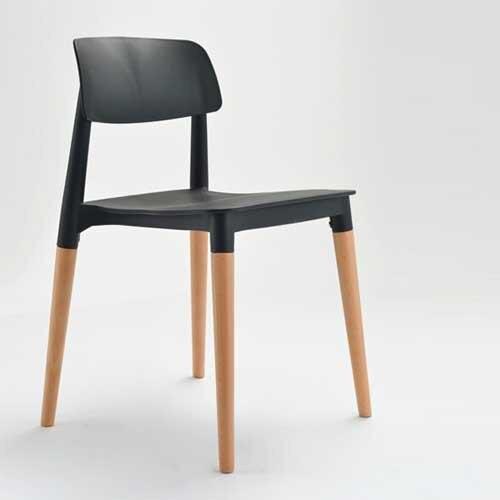 wets chair wood chairs minimalist modern european restaurant chain