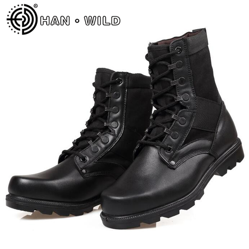 Steel Toe Women Combat Ankle Boots Platform Ankle Boots For Women Work&Safety Shoes Winter Military Tactical Desert Boots Shoes