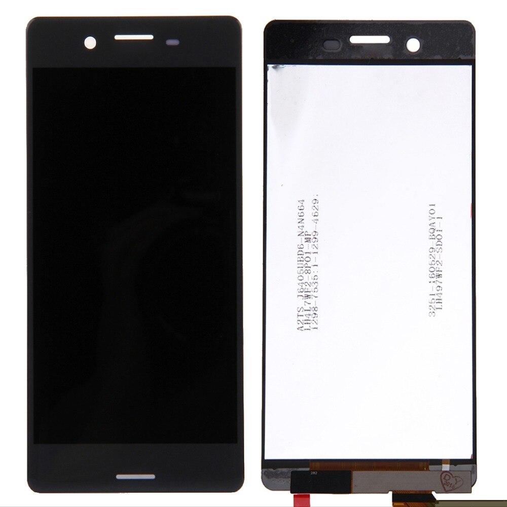 Écran LCD d'origine et numériseur complet pour Sony Xperia X