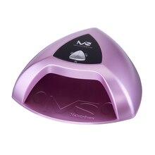 MelodySusie 24W UV LED Lamp Nail Dryer for LED UV gel nail Machine 15s/30s/60s timer