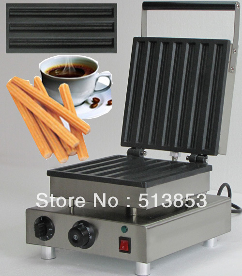 2013 hot sale! Churro,churros machine,churro maker---BG-NCR churro maker stainless steel 3l churro making machine with three moulds and nozzles