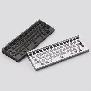 Image 1 - [Stokta] TOFU HHKB düzeni sıcak takas DIY kiti mekanik klavye