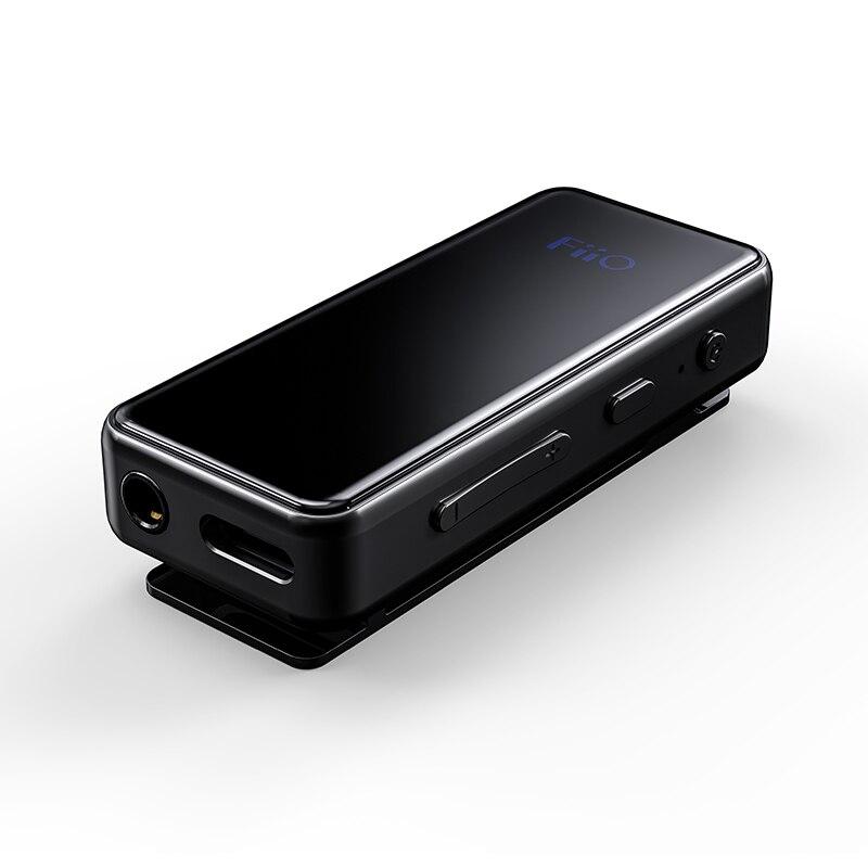 FiiO BTR3 Bluetooth Receiver 4 2 aptXLL Wireless Bluetooth Audio Receiver  Adapter for Speaker Headphone with silicone case set