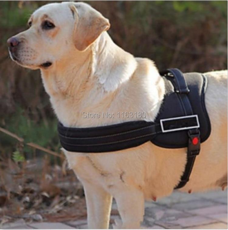 1pcs/lot Control Dog Harness S M L XL XXL Black Camo Red- Support Comfy Pet Training Adjust FREE SHIPPING