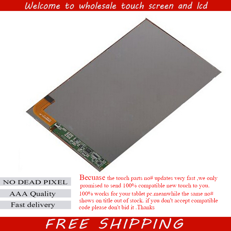 LCD DISPLAY SCREEN GLASS Matrix For DIGMA Platina 8.1 4G ns8001ql TABLET Replacement Free Shipping digma platina 7 2 4g msm8916 4c