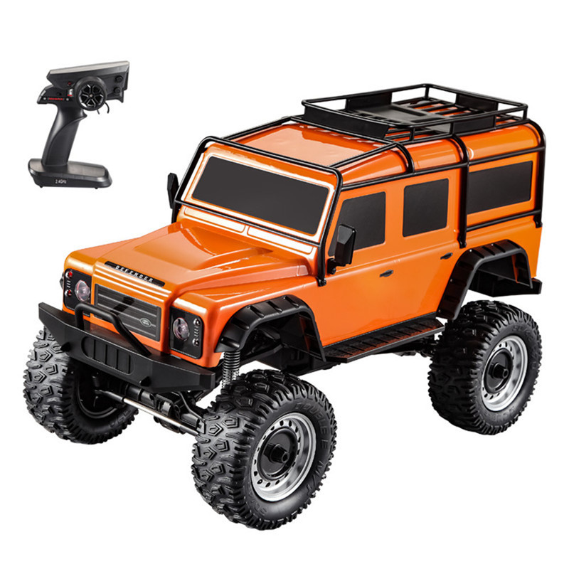 E328-001 1:8  2.4G  4WD Rc Model car  Climbing  Off-road Vehicle  Belt  LED Light 50cm Large Size Electric Charging Toy RC Car