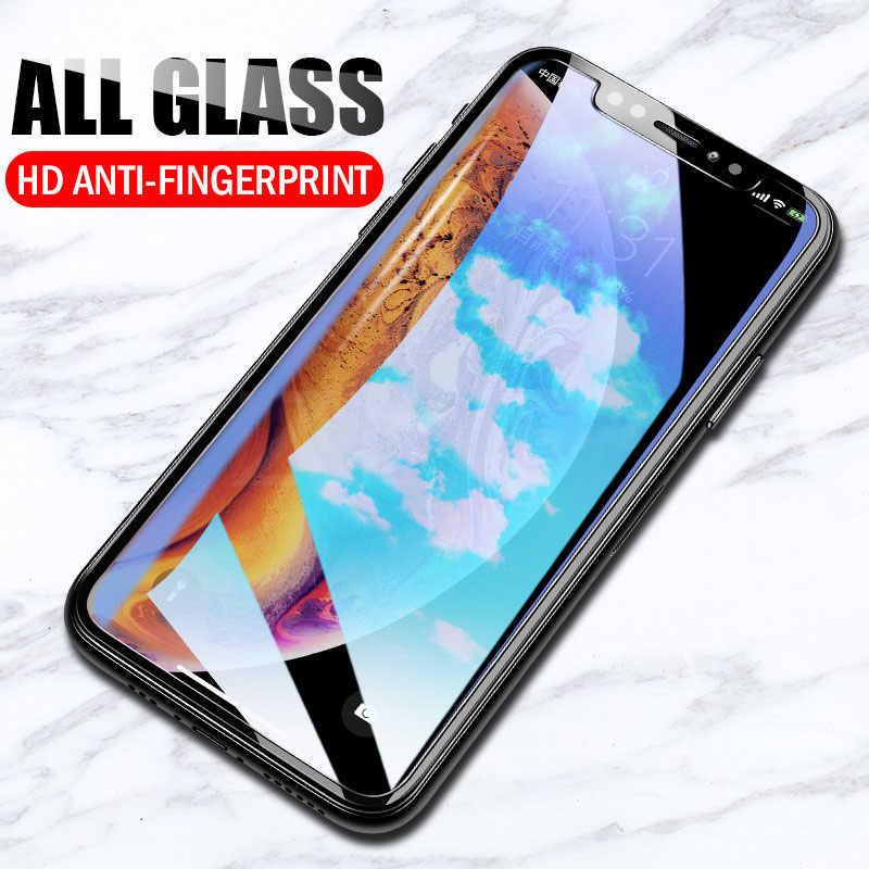 2 xзакаленное стекло для iPhone X XS Max XR 6 S 6s 7 8 plus 5s 4 Se Защитное стекло для экрана на iPhone 7 8 Plus 7Plus стекло