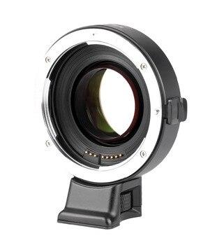 Adaptateur d'objectif d'origine VILTROX NF E à mise au point manuelle à monture F réducteur de vitesse Focal pour Sony NEX e mount Camera|booster receiver|adapter convertor|adapter wheel -