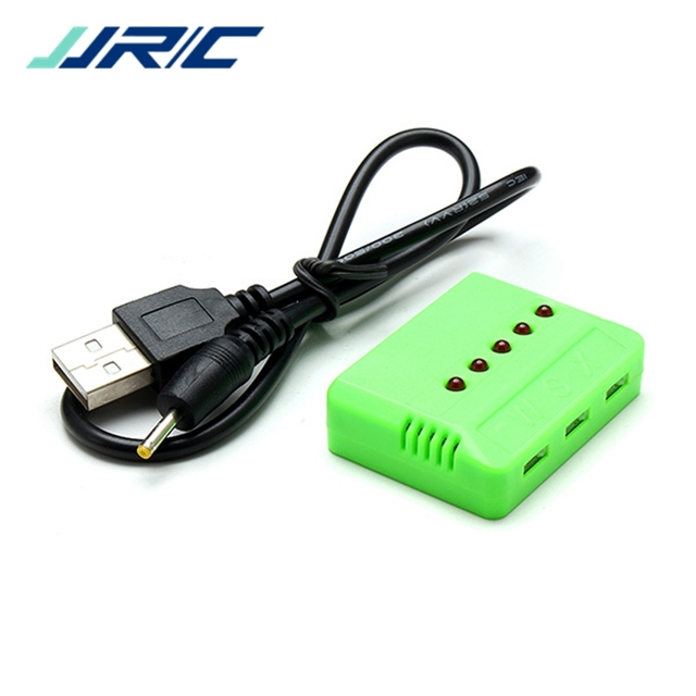 5 / 6 IN 1 USB Balance Multi Charger For 3.7V Lipo Battery Rechargeable Charging for JJRC H43WH H5C WLtoys V977 QX90 Syma X5