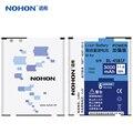 Nohon bateria original para lg v10 h961n h968 f600 com alta capacidade 3000 mah bateria de substituição