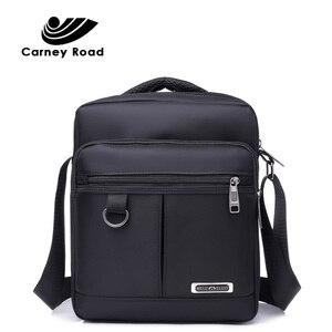 Brand Design Business Men Bag Shoulder B
