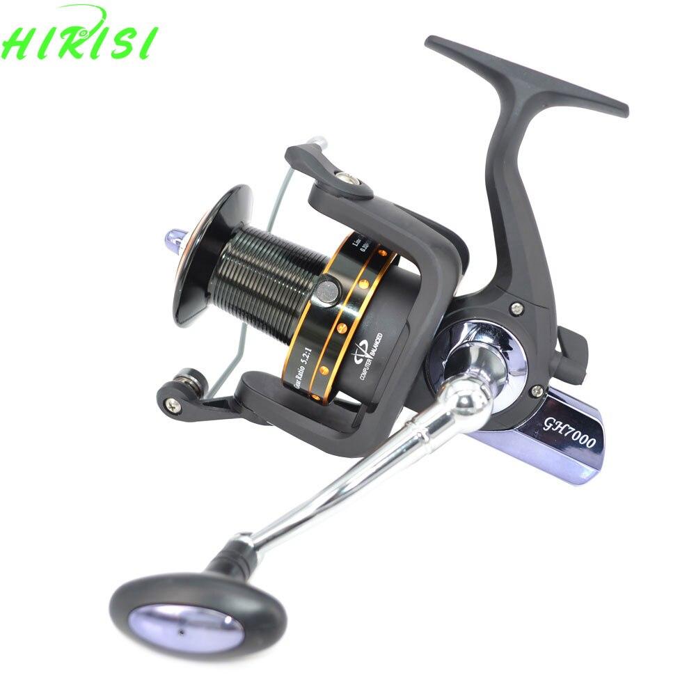 Fishing spinning reel 8000 13+1BB saltwater high-profile upscale boutique spinning reel abu fishing reels ad822brz reel