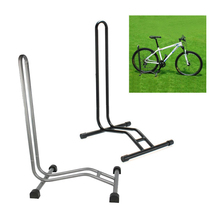 Good deal Sport Cycling Bicycle Bike Single Floor Parking Rack Garage Storage Stand Holder(China)