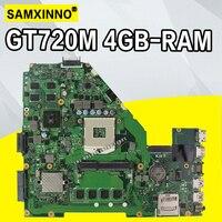 X550VC Motherboard GT720M 4G RAM For ASUS X550VC R510V X550V Laptop motherboard X550VC Mainboard X550VC Motherboard test 100% ok
