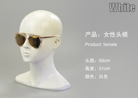 Free Shipping!! High Quality Fashion Style Female Mannequin Head Manikin Hot Sale