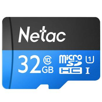 Original Netac micro SD 16gb 32gb 64gb microSDHC/SDXC mini Memroy Card Carte sd Cartao de Memoria Flash Memoria TF Card