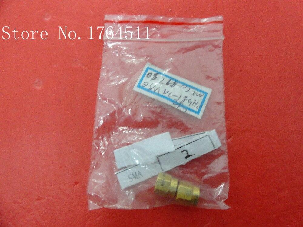 [BELLA] OSM OS21805 DC-18GHz 1W SMA Precision Coaxial Load  --2PCS/LOT