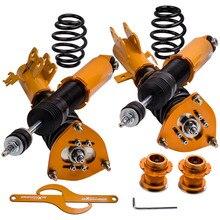 Kit de Suspensão Coilover Para Mini Cooper 2002-2006 Shock Absorber Struts Adj. Amortecedor Para Mini Cooper Conversível R52 05-08
