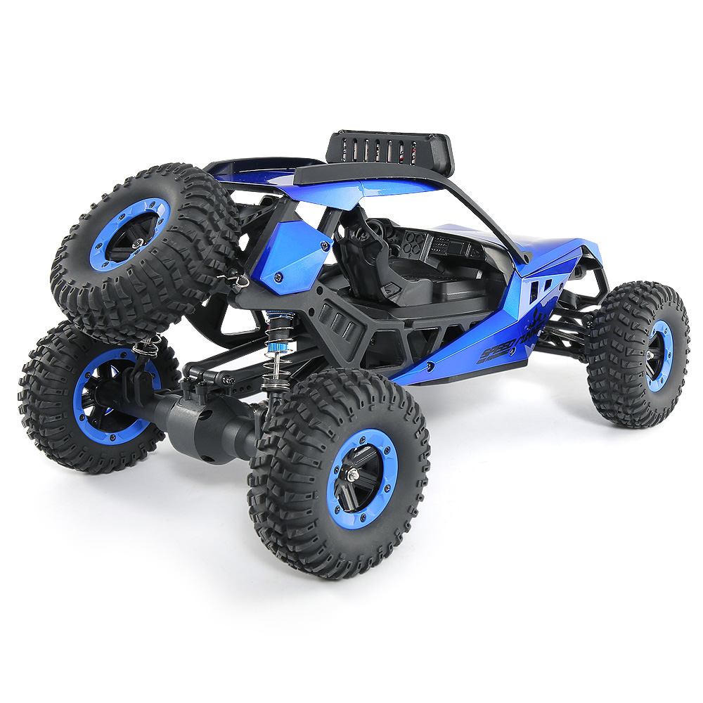 JJRC JJRC Q46 112 2.4G RC Car 4WD 45kmh High Speed Rock Crawler Desert Buggy Cars RTR for Kids Children Gifts RC Toys (13)