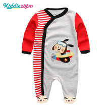 Newborn Warm Boy Baby Clothing Roupa Recem Nascido Jumpsuit