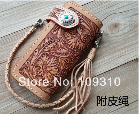 Customize New Floral Filigree Handmade Carved Tooled
