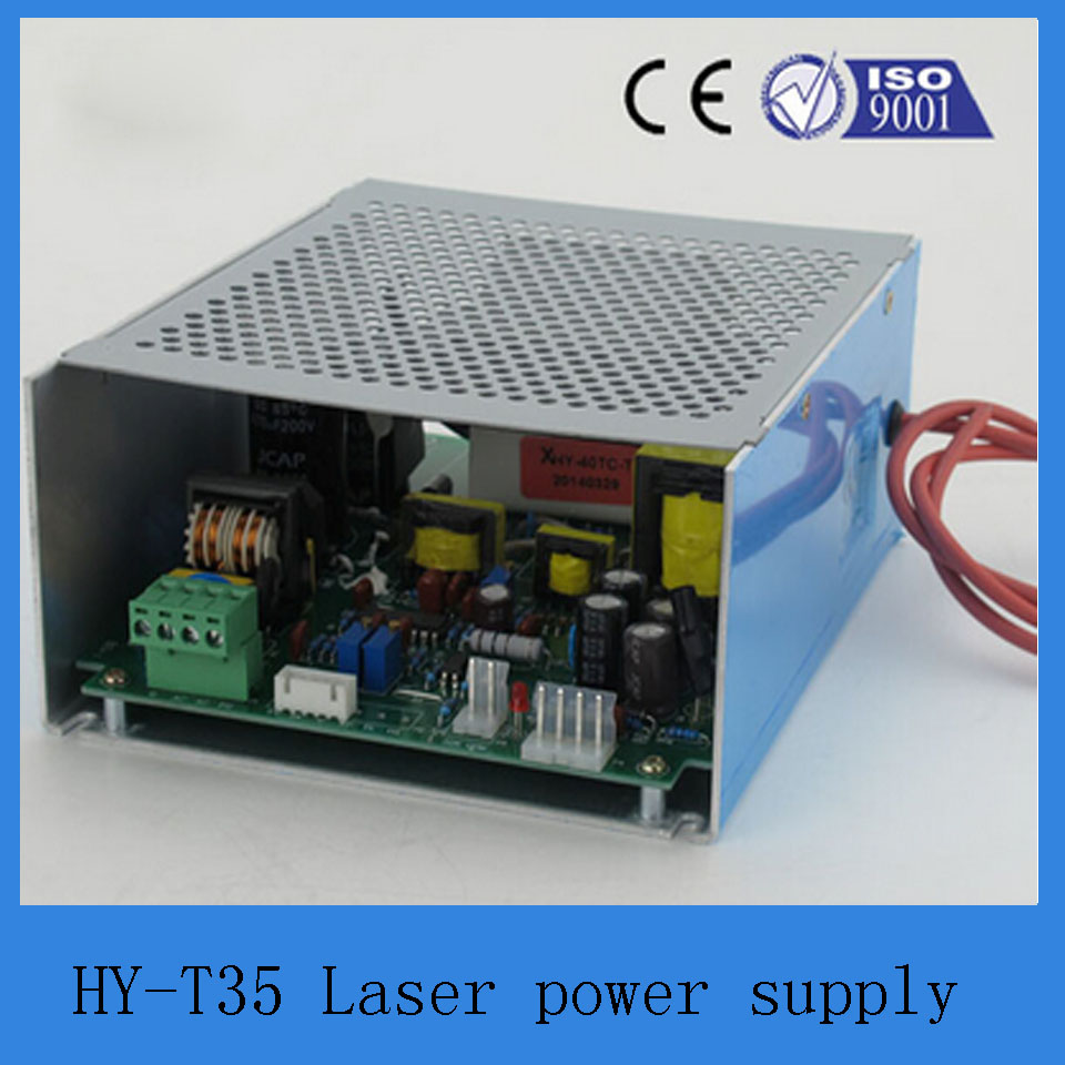 35W Laser Power Supply for CO2 Laser Stamp engraving machine