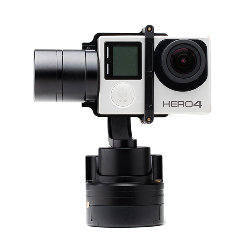 Zhiyun Rider-M Z1 Rider m Gopro gimbal 3 axis brushless wearing rider stabilizer for hero3 4 camera Sj5000 xiaoyi free DHL