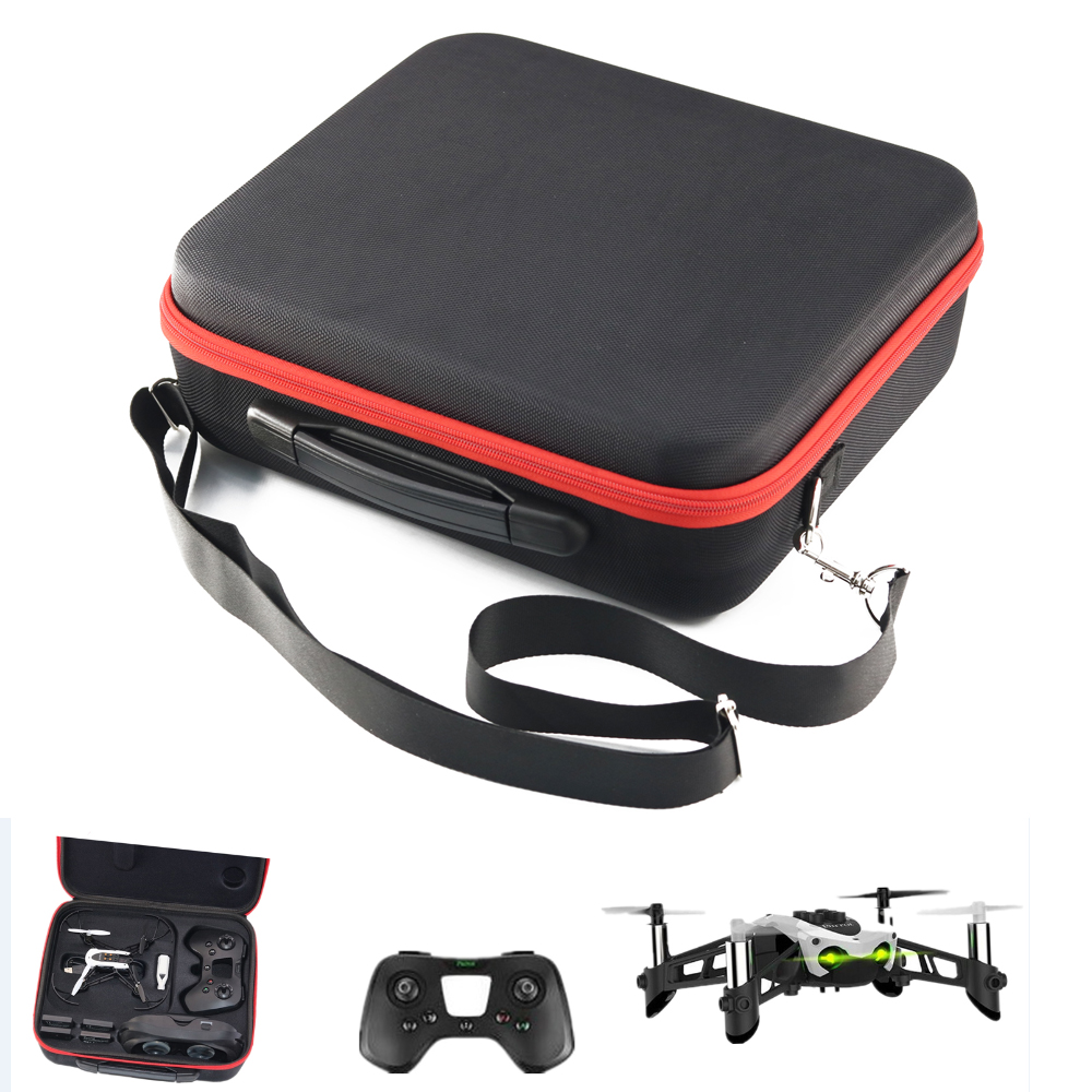 1pcs For Parrot Mambo FPV Aircraft Drone Storage Bag Protective Case Protector Goggle Box Handbag Shoulder Bag1pcs For Parrot Mambo FPV Aircraft Drone Storage Bag Protective Case Protector Goggle Box Handbag Shoulder Bag