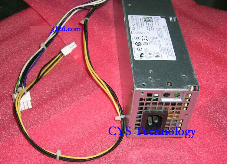 Free shipping CHUANGYISU for OPX 3020 7020 9020 SFF 255W Power Supply R7PPW T4GWM YH9D7 3XRJ0 AC255AS HU255AS 00 work perfect-in PC Power Supplies from Computer & Office    1