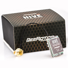 BeeRotor HiVE 5.8G Video Transmitter VTX SMA Male 25mW 200mW 600mW 24CH 40CH Combo in one 7-24V Wideband FM Modulate