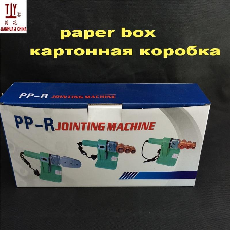 Spedizione gratuita 20-63 220 / 110V 800 W 42 tagliatubi gratuito PPR - Attrezzatura per saldare - Fotografia 6
