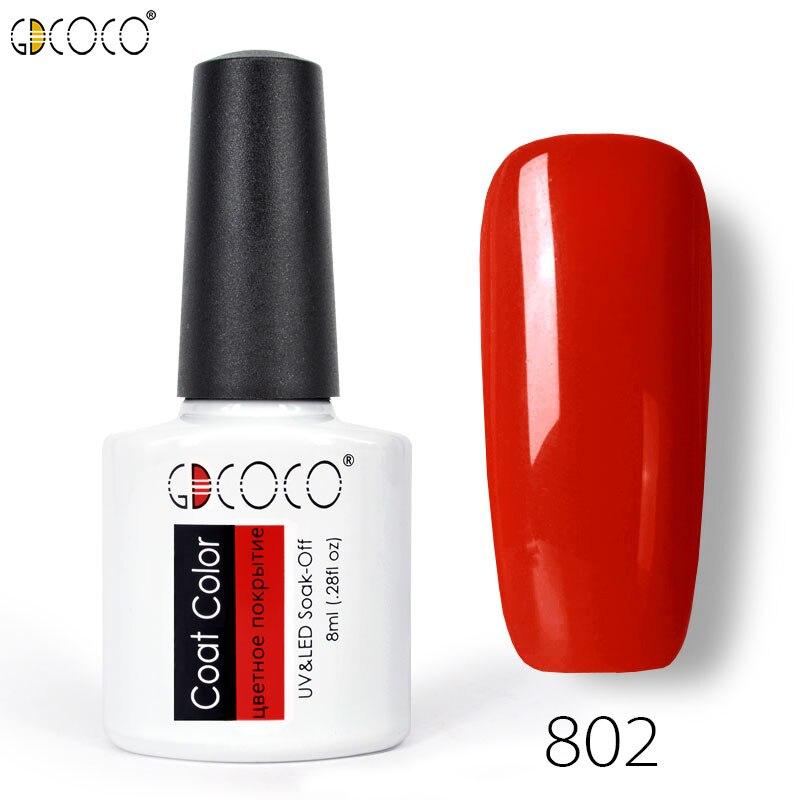 #70312 gdcoco make up nail art comestic diy soak off gel uv led 8ml nail enamel Venalisa gel varnish lacquer gel polish nail gel lion check up gel