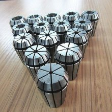Precision ER25 15PCS Spring Collet Set From 2mm 16mm for CNC milling tool
