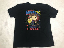 Dr Strange Funko Pop Tees Men 2XL T Shirt Marvel Cotton Master Mystic Arts NWOT  Print T-Shirt Male Brand