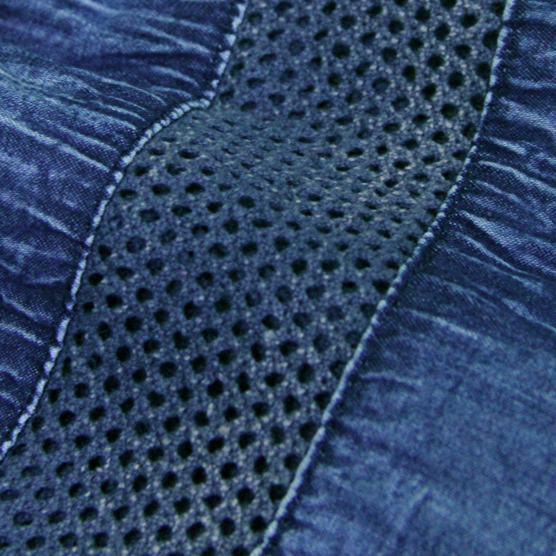 Party Streetwear Jupes Club Sexy Boho De Vintage Qualité Haute Bleu Wrap Jupe Dames Vêtements D'été Denim Shorts 2018 Femmes YaXqCCP