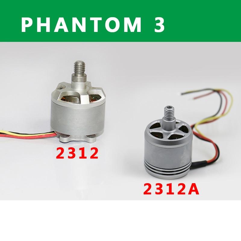 DJI Phantom 3/4 Repair Accessories 2312 / 2312A / 2312S Brushless Motor цена