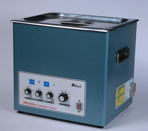 AS10200 Ultrasonic Cleaner Mobile Phase Degassing Unit 10LAS10200 Ultrasonic Cleaner Mobile Phase Degassing Unit 10L