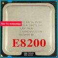 Lifetime warranty Core 2 Duo E8200 2.66GHz 6M 1333 Dual Core desktop processors CPU Socket LGA 775 pin Computer