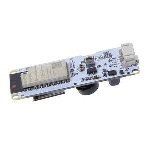 Image 5 - 2019 חדש TTGO T מצלמה ESP32 WROVER & PSRAM מצלמה מודול ESP32 WROVER B OV2640 מצלמה מודול 0.96 OLED