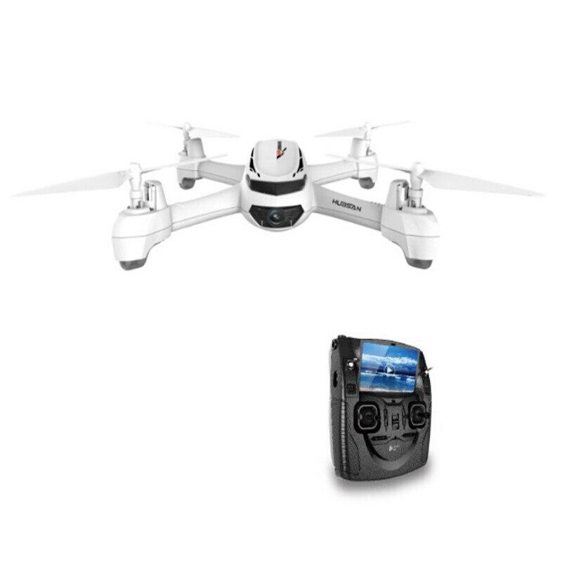 Hubsan X4 H502S RC Drone 5.8G FPV GPS Altitude RC quadrirotor avec caméra HD 720 P une clé retour Mode sans tête positionnement automatique - 3