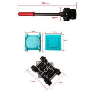 Image 5 - 8 قطعة أداة المحرك الأثاث استخدام تتحرك الأسطوانة مجموعة المتزلجون سهلة رافع المنزل النقل للإزالة 360 درجة تدوير
