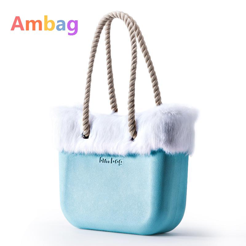 сумка aquapac 053 trailproof tote bag large 2017 Large bag Tote Bag White Rabbit Plush Classic Handbags High Quality Bags Handbags Women Famous Brands Fast shipping Bling