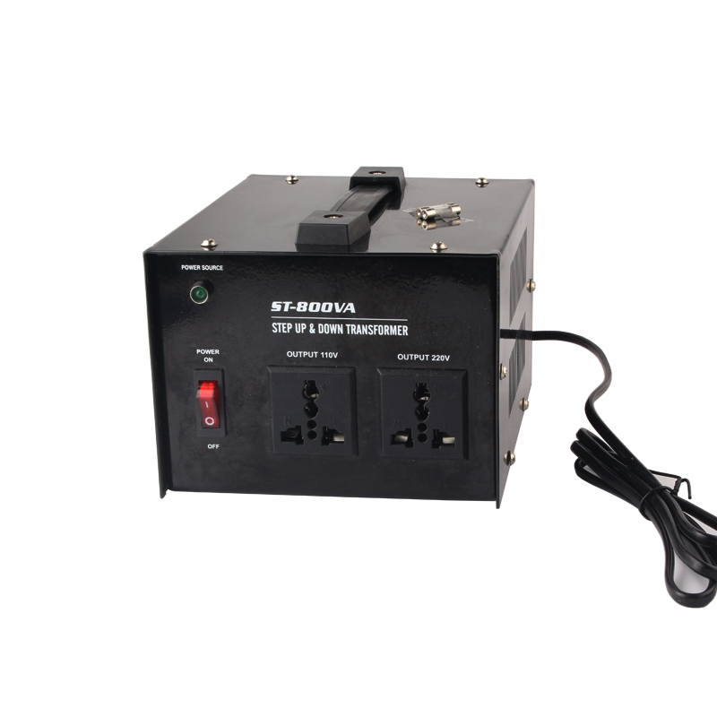 800w home-use  220v-110v,110v-220v step up&down transformer household electrical appliance