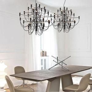 Image 3 - Nordic Modern ผลไม้โคมไฟระย้า Simple แขวนไฟร้านอาหาร/โรงแรม/DingRoom โคมไฟโคมไฟระย้า E14 18/30/50 หัวแสง