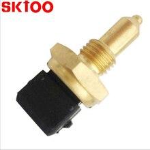 SKTOO  For BMW E36 E38 E39 E46 E60 E61 E63 E64 E81 E82 E87 E88 E90 E92 E93 F30 X1 X3 X5 13621433076 COOLANT Temperature Sensor