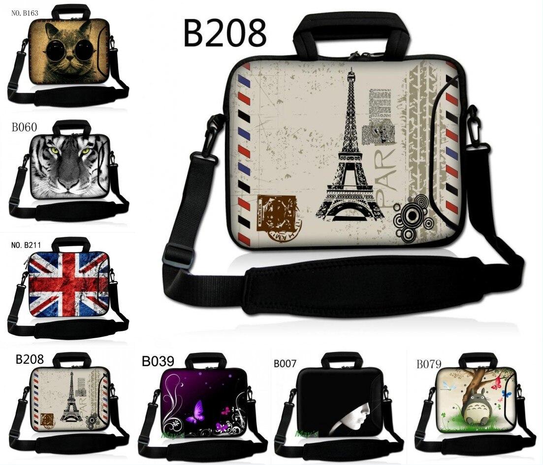 Fashion Laptop Shoulder Bag Case Cover For 9 10 133 154 156