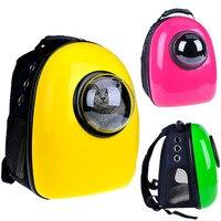 Sang trọng Nhỏ Pet Backpack Carrier Vai Con Chó Bag Cát Puppy di động Giường Máy Bay Tàu Sân Bay Car Seat Travel Tote Lồng Không Gian Capsule